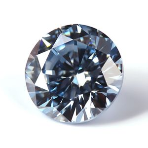 Multicolor Lab Grown CVD Diamond