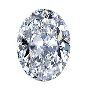 Oval Shape Lab Grown Diamond