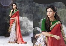 Georgette Indian Saree