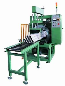 HTI-E Series: PVC pipe wrapping machine
