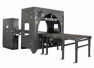 HTI-H Series: Profile wrapping machine
