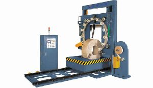 HTI Series: Steel coil wrapping machine