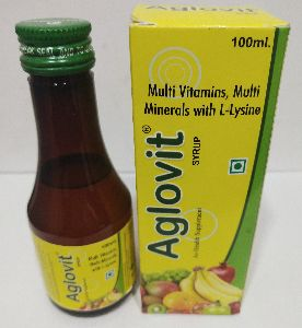 Multivitamin And L Lysine Syrup