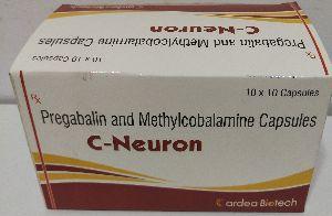 Methylcobalamine And Pregabalin Capsules