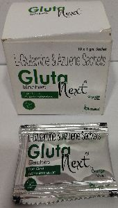 L Glutamine And Azulete Sachets