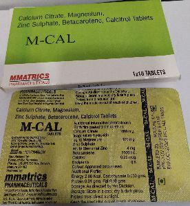 Corel Calcium Tablets