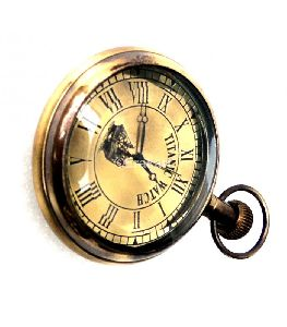 Antique Brass Titanic Pocket Watch