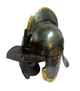 Antique Polish Hussar Helmet