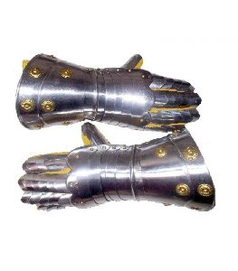 Armour Knight Gloves