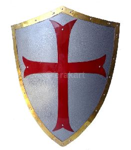 Crusaders Knight Medieval Warrior Shield