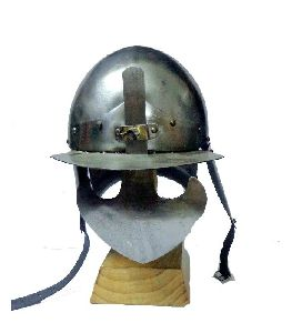 European Hussar Antique Armour Helmet