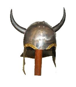 Medieval Warrior Viking Helmet