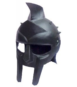 Maximus Gladiator Black Helmet