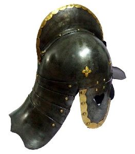 Medieval Armour Antique Hussar Helmet