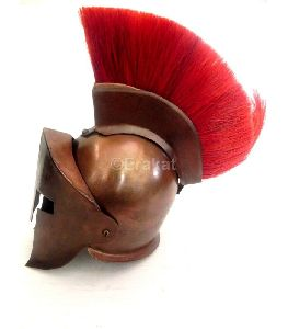 Medieval Greek Corinthian Miniature Armour Helmet