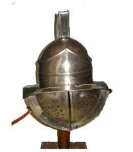 Soldier Warrior Roman Arena Helmet