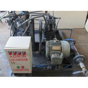 CNG Gas Compressor