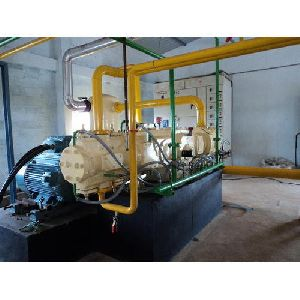 CO2 Gas Compressor