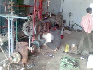Compressor Erection & Commissioning