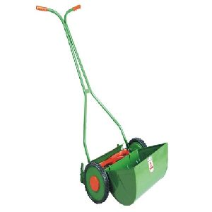 Steel Frame Wheel Type Push Lawn Mower