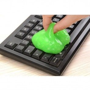 Jelly Desktop Laptop Computer Dust Remover Flexible Soft Glue