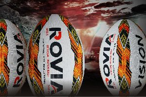rugby ball match ball