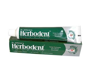 Herbodent Herbal Toothpaste