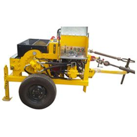 HYDRAULIC WINCH MACHINE