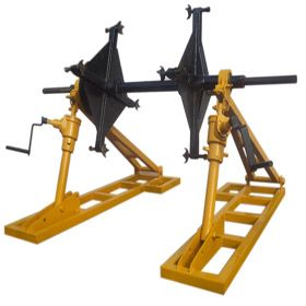 Manual Drum Lifting Jack