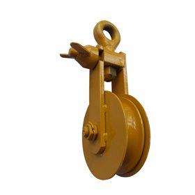 Single Sheave Open Pulley