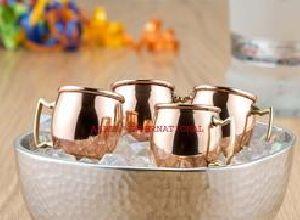 Copper Short Glass 2 ounce