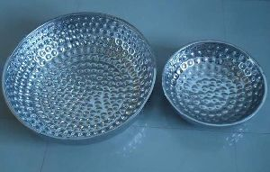 Double Wall Stainless Steel Bowl Classic Hammered