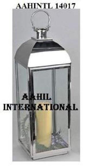 Garden Lantern Stainless Steel