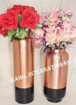 Iron Flower Vase - Iron Flower Pot - Iron Bud Vase