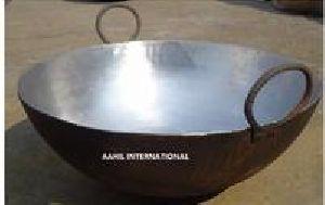 Iron Karahi Big Inside Tin Plating