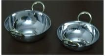 Stainless Steel Kadhai