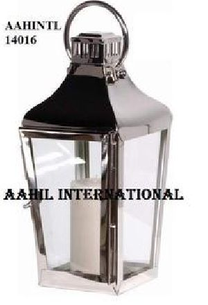 Wedding Candle Lantern Stainless Steel