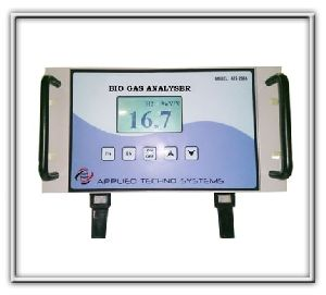 Methane Gas Biogas Analyzer