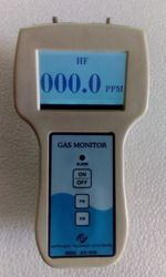 Confined Space Oxygen Gas Leak Monitor
