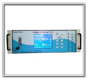 Continuous Emissions Gas Analyzer