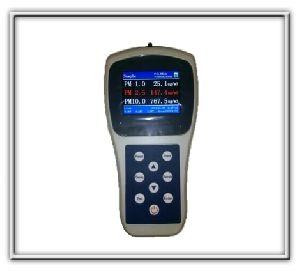 Handheld Dust Monitor