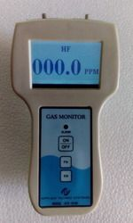 HF Portable Gas Analyzer