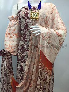 Kota Doria Printed Suits
