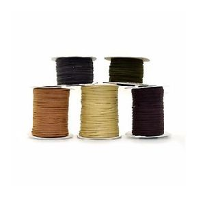 3mm Real Suede Leather Cord