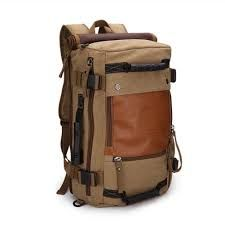 Canvas Backpack Bags
