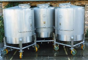Mobile Mixing Vessels