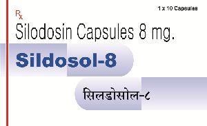 Sildosol -8 Capsules