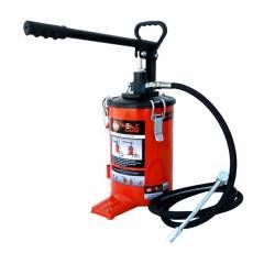 Hand Operated Grease Pump Bucket without Wheel