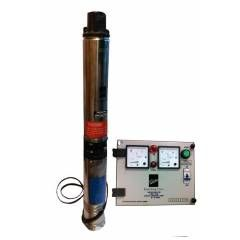 Submersible Pump with Control Panel