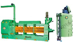 Triple Chamber Oil Press Machine
